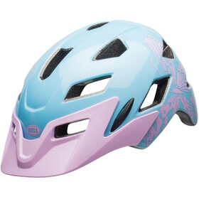 Bell Sidetrack Helmet Youth cmyk/lilac